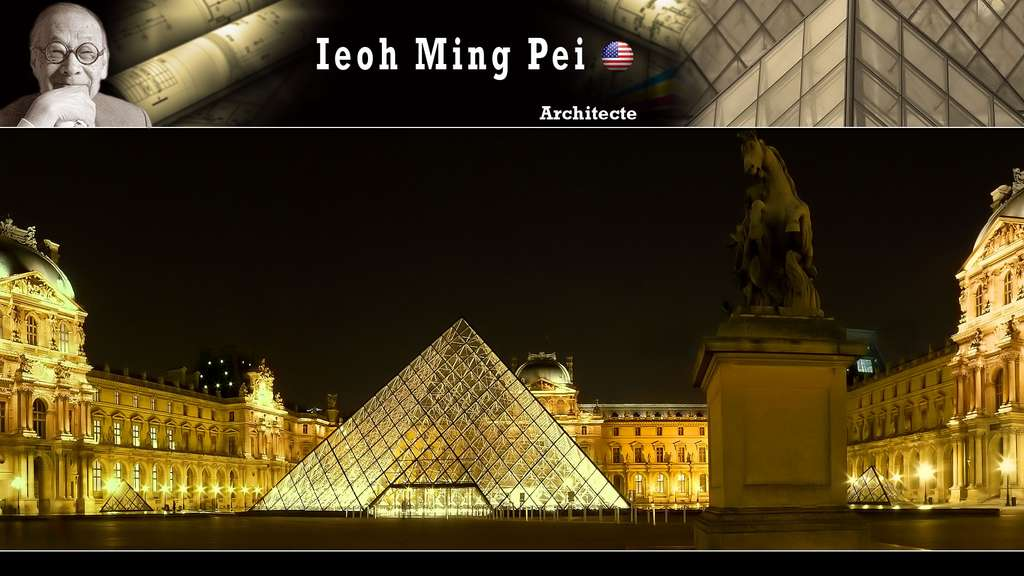 La controversée Pyramide du Louvre
