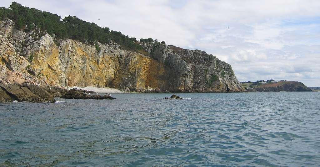 Vue de l'anse de Morgat. © Thesupermat, Wikimedia commons, DP