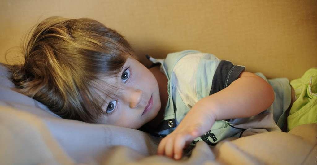 La méningite virale chez l'enfant ne nécessite pas son hospitalisation, sauf s'il est très malade ou qu'il s'agit d'un nourrisson. © Evgeniy Isaev, CC by-nc 2.0