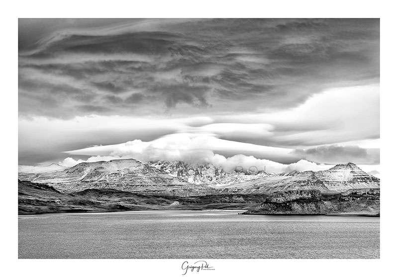 Carte postale des îles Kerguelen. © Grégory Pol, tous droits réservés