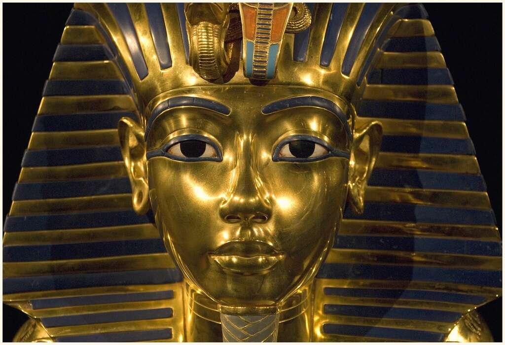 En tout, 48 récipients en forme d'œuf qui contenaient de la viande momifiée ont été retrouvés dans la tombe du pharaon égyptien Toutankhamon. © Harry Potts, Flickr, cc by sa 2.0