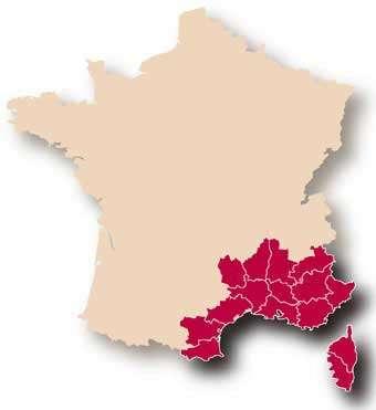 Prométhée est la base de données officielle pour les incendies de forêts dans la zone méditerranéenne française.