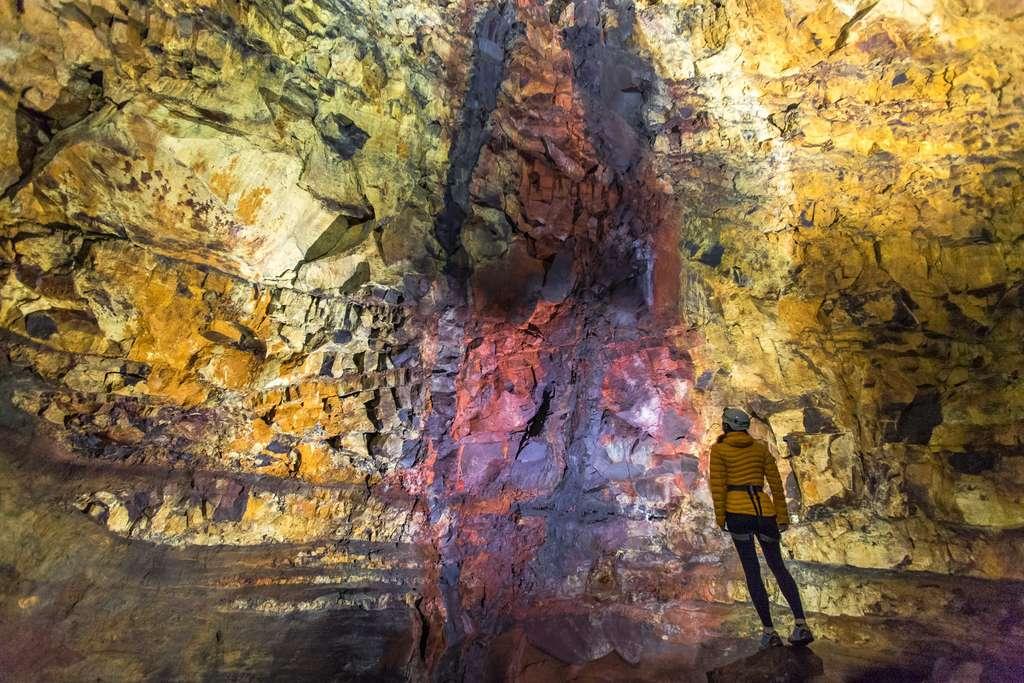 La chambre magmatique du Thrihnukagigur : II