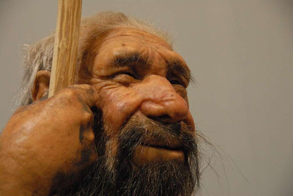 Bien qu'on les ait longtemps pris pour des rustres patauds et idiots, les Hommes de Néandertal étaient proches de nous et se révélaient créatifs et doués pour tailler les outils. © Gianfranco Goria, Flickr, cc by nc nd 2.0