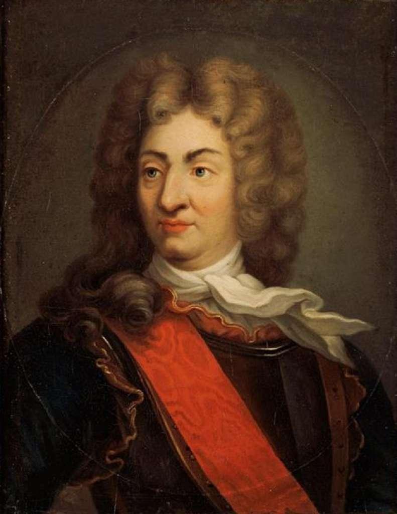 Portrait de René Duguay-Trouin par Antoine Graincourt, vers 1730. Musée national de la Marine, Paris. © Wikimedia Commons, domaine public.