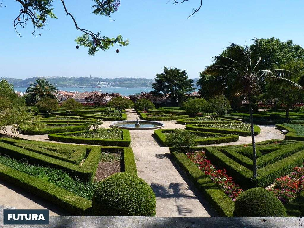 Jardin botanique, Lisbonne -Portugal