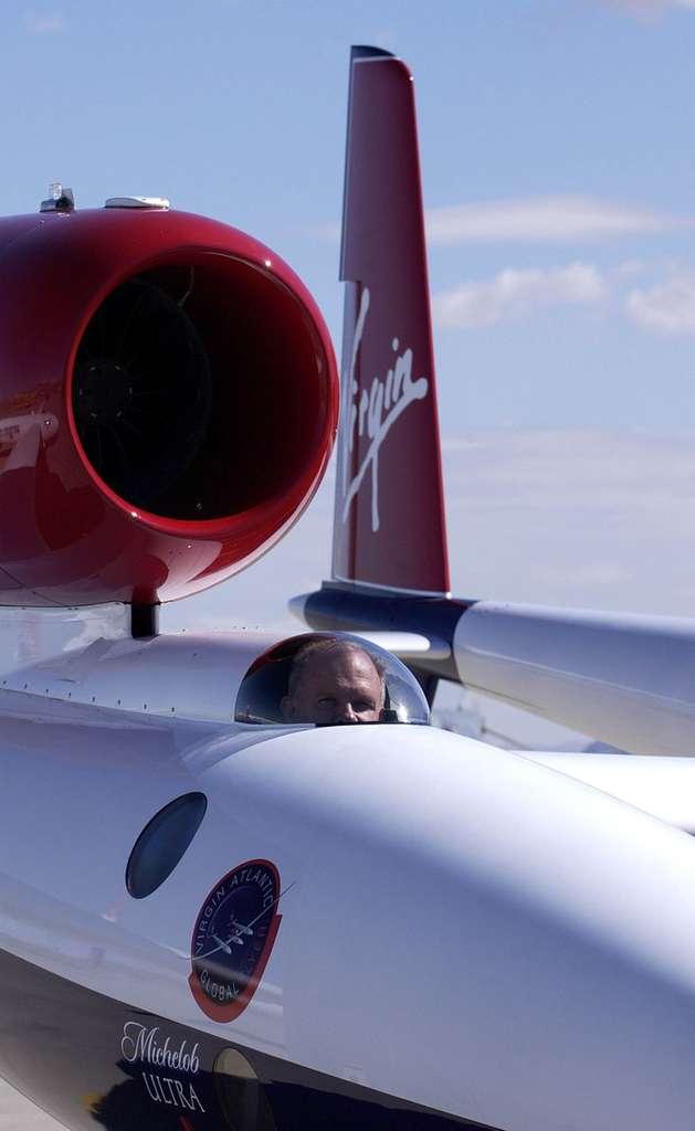 Mort du pilote Steve Fossett