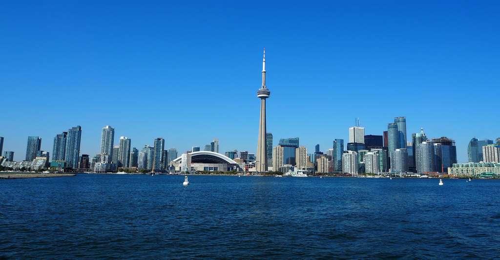 Ville de Toronto. © Felisiris, Pixabay, DP