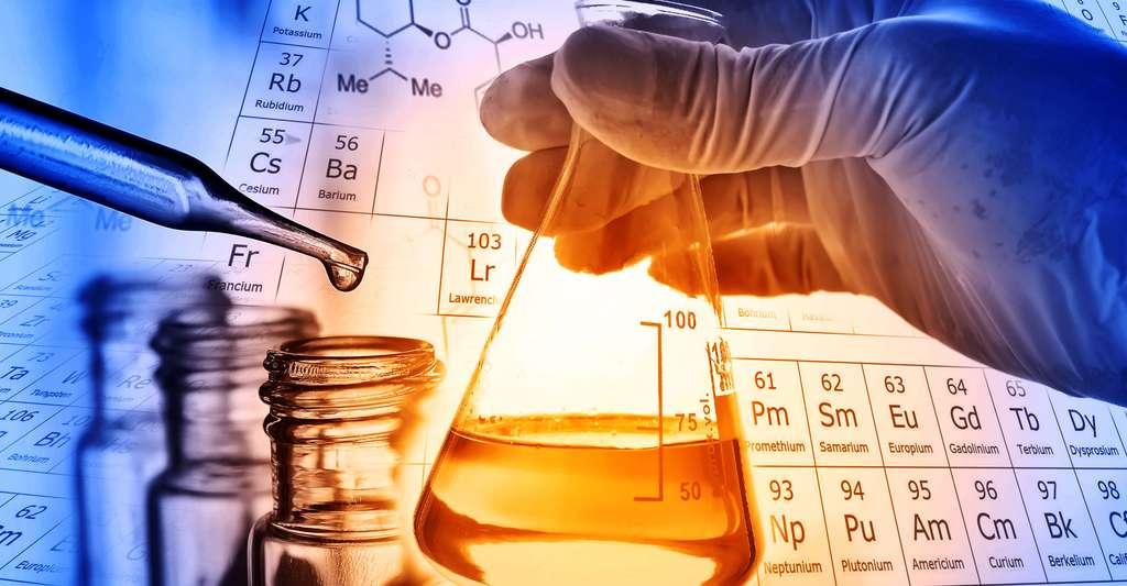 Les biotechnologies d'un centre de recherche. © Totojang1977, Shutterstock