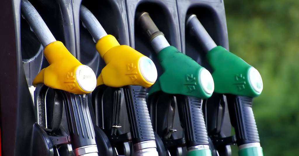 Pompes à essence. © Activ-Michoko, Pixabay, DP