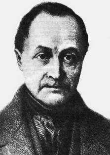 Auguste Comte. Crédit : www.ac-grenoble.fr/PhiloSophie