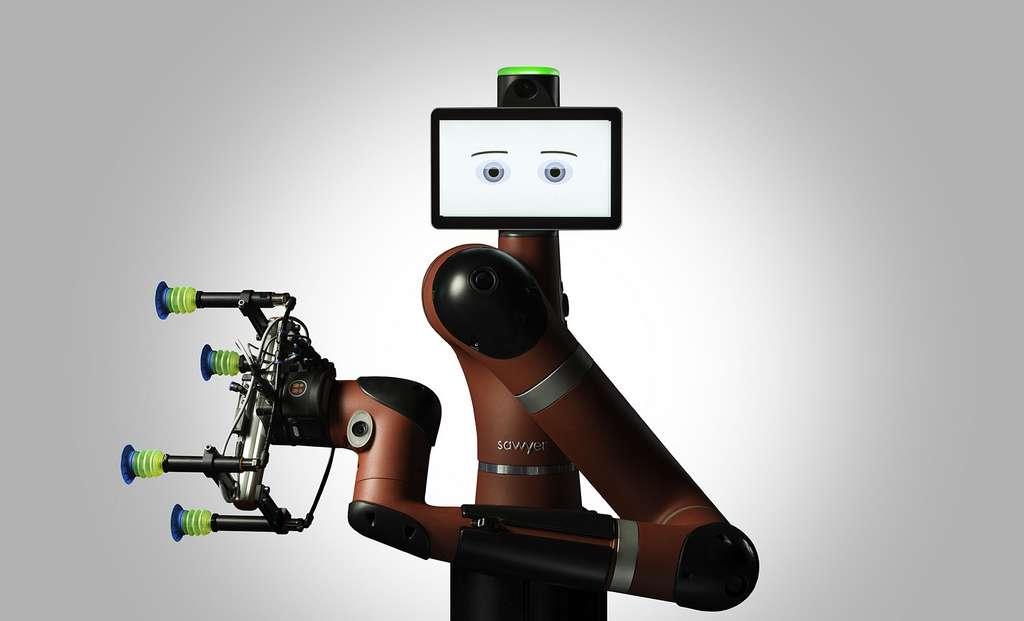 Baxter, un robot collaboratif. © Rethinkrobotics, DR