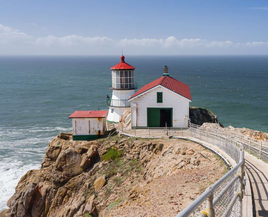 Phare de Point Reyes, Marin County. © Frank Schulenburg - cc by sa 3.0