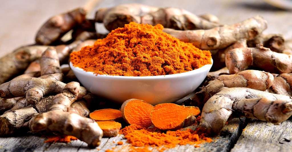 Le safran est un colorant organique. © Sommai, Shutterstock