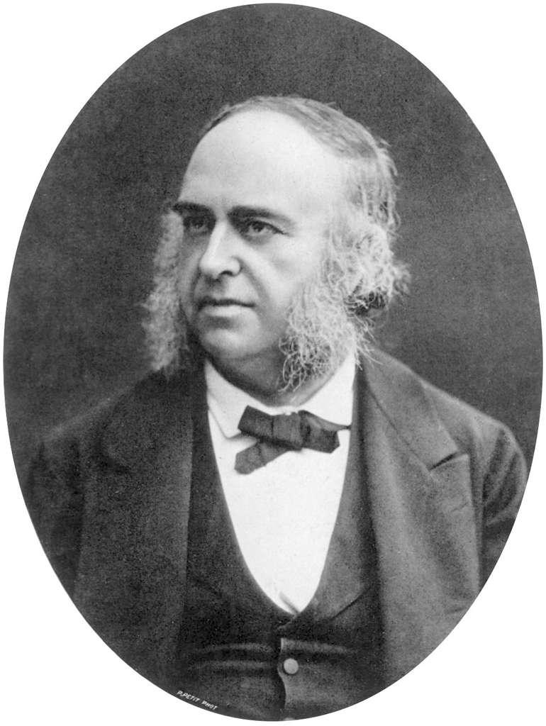 Paul Broca était un médecin français. Il fut le premier à mettre en évidence l'asymétrie des hémisphères du cerveau. © Wikimedia Commons, DP