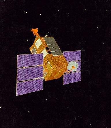 Après seize années de services, le satellite RXTE est remplacé par Nustar. © Nasa