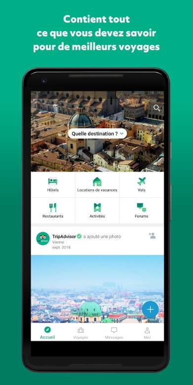 TripAdvisor s'appuie sur une forte communauté de voyageurs partageant leurs expériences. © TripAdvisor