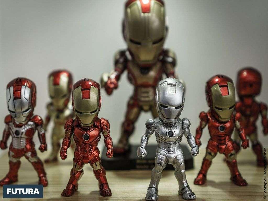 La parade des robots