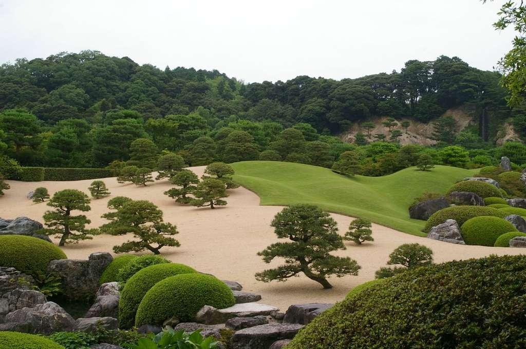Au musée d'art Adachi, le plus beau jardin japonais ?