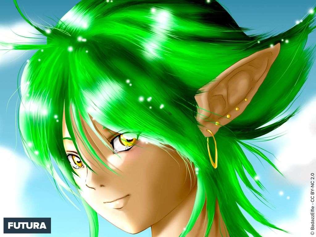 Elfe des forêts