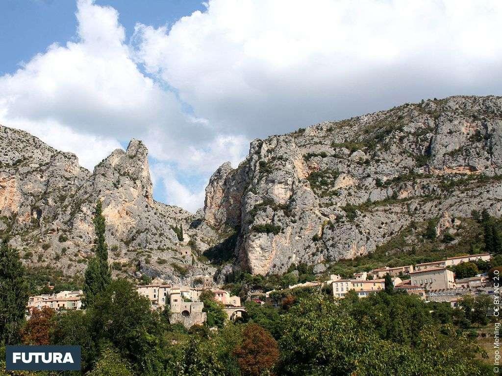 Moustiers Sainte Marie - Alpes-de-Haute-Provence