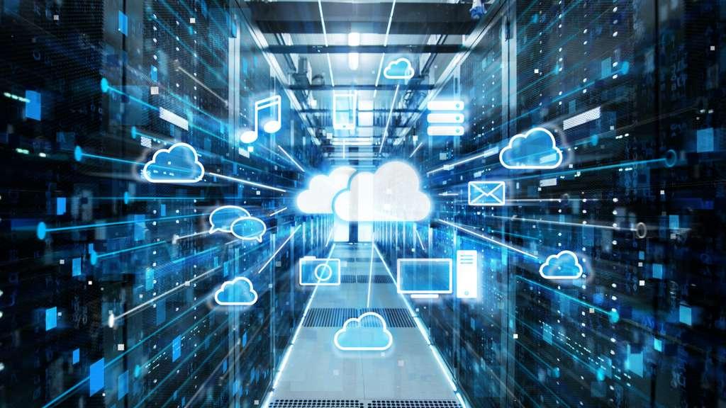 On est dans l'orgie numérique ! On stocke des tonnes de vidéos ou de photos dans trois clouds à la fois. © Gorodonkoff, Adobe Stock