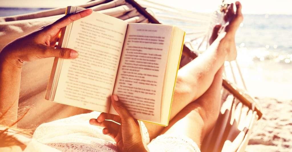 Des livres pour s'évader en cette période de confinement. © vectorfusionart, Adobe Stock