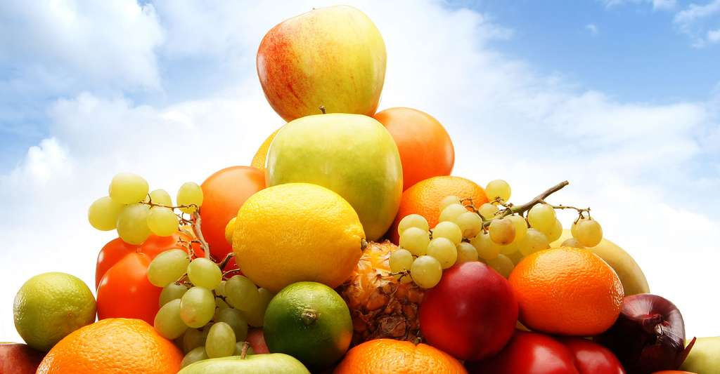 Une alimentation riche en fruits et légumes est conseillée. © Maksim Shmeljov, Shutterstock