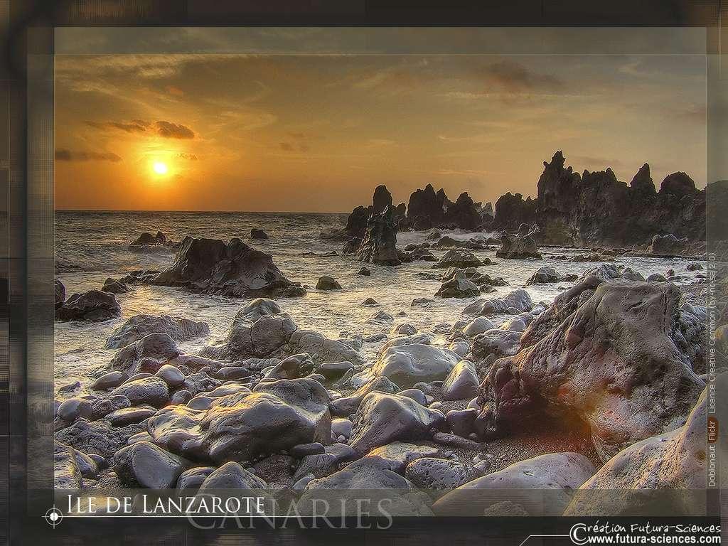 Ile de Lanzarote - Canaries