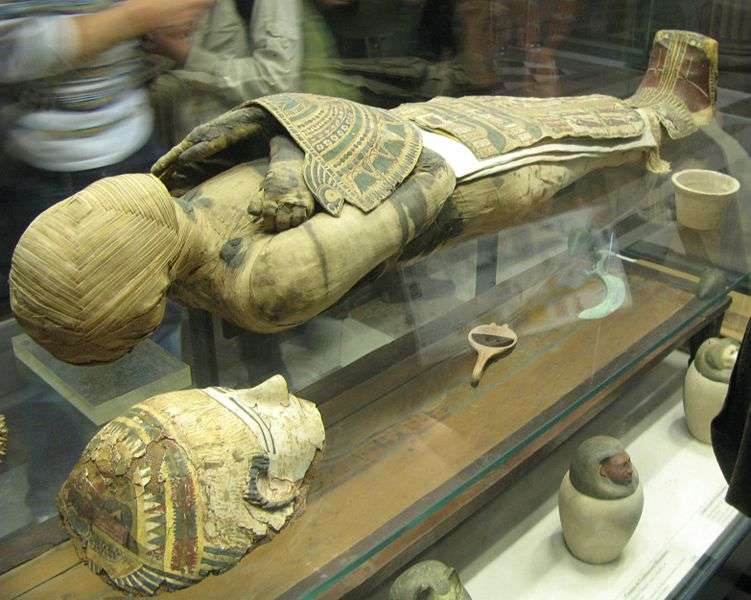 L'Égypte antique et la momification