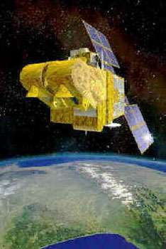 Satellite Spot © Nasa