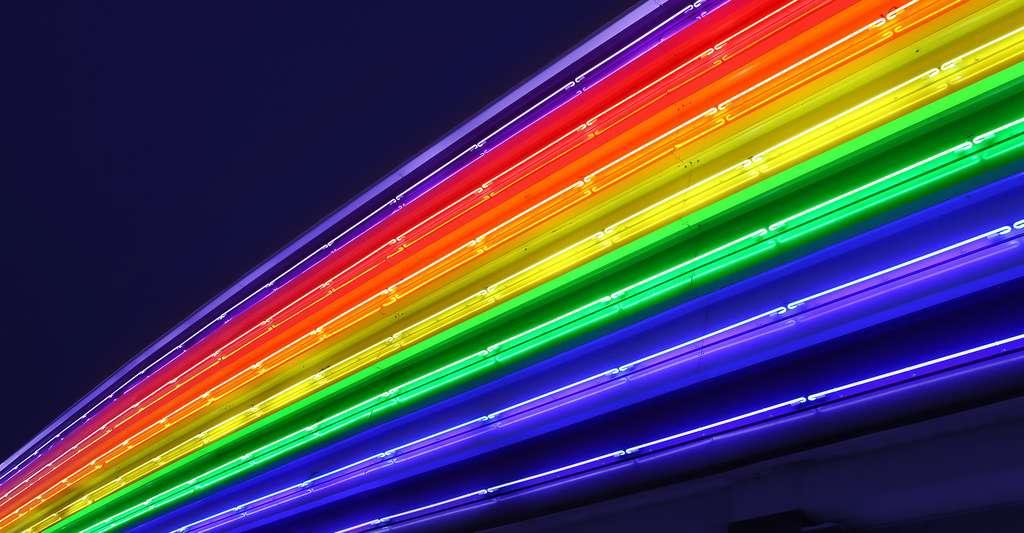 Rayons luminescents. © Nikkytokn Shutterstock