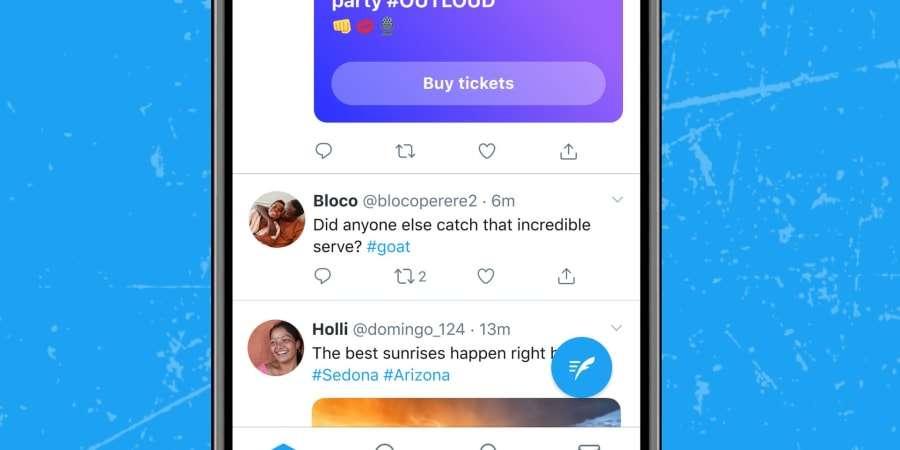Twitter souhaite donner la possibilité aux utilisateurs de créer des salons payants, les Ticketed Spaces. © Twitter