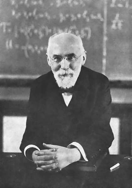 Anton H. Lorentz, continuateur de Maxwell et créateur de la théorie des électrons classiques. © Museum Boerhaave