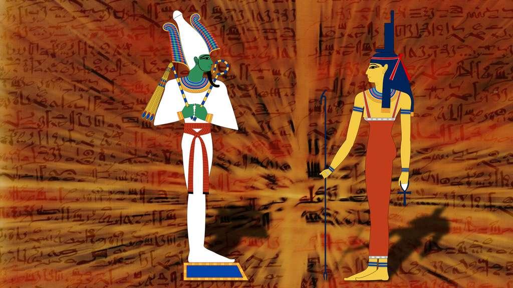 Osiris, l'être parfait