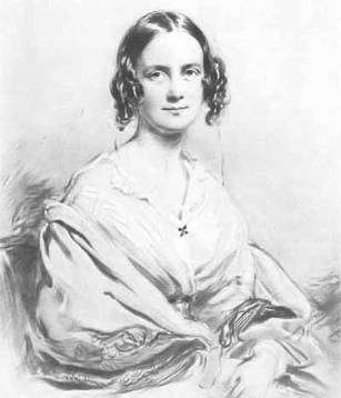 Emma, l'épouse de Charles Darwin. © Commons