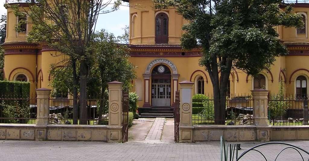L'observatoire jésuite du XIXe siècle de Quito (Équateur). © Marc Figueras, Wikipédia CC