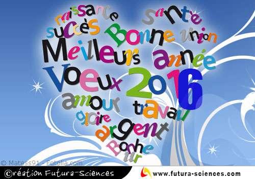 Meilleurs voeux, bonne année