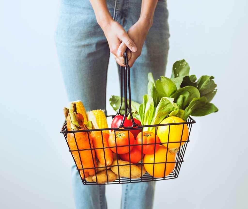 La forte consommation de fruits et légumes a plus d'effets chez les personnes prédisposées à prendre du poids. © rawpixel.com, Pexels