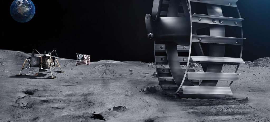 D'ici le 31 mars 2018, on devrait connaître le nom de la mission gagnante du Google Lunar X Prize. © X Prize