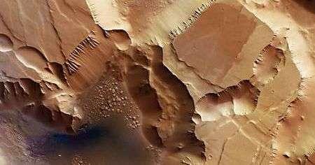 Mars, comme si vous y étiez !