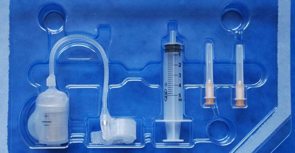 Ballons ACT réversibles pour un écoulement désiré de l'urine, dans le traitement de l'incontinence. © Hernan montez, CC by-nc 3.0