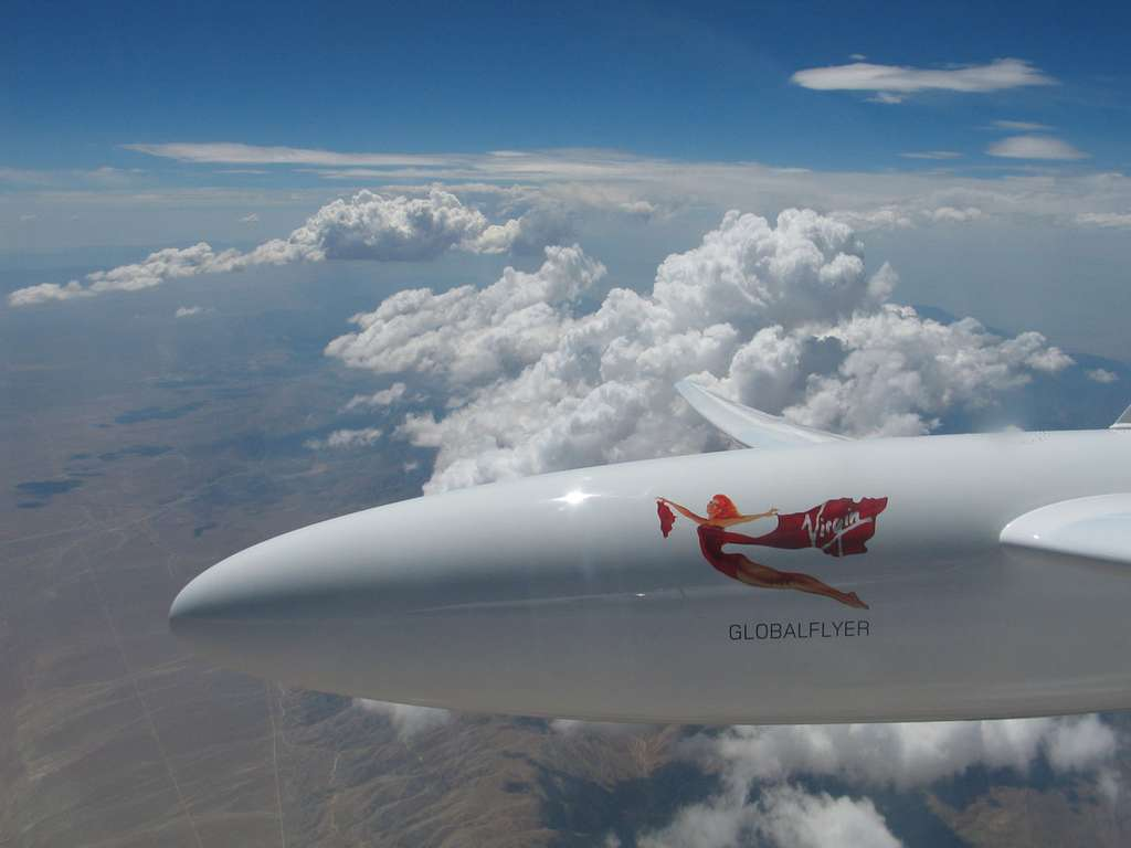 Virgin, l'aéronautique et l'aérospatial : Virgin Atlantic et Virgin Galactic