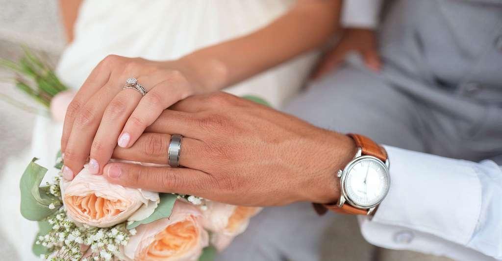 Bonheur et mariage sont-ils liés ? © Pexels, Pixabay, DP