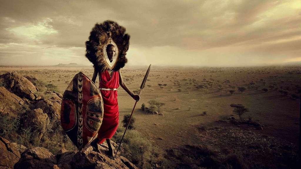 Les Massaïs - Tanzanie