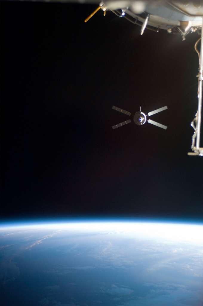 Fin de mission pour l'ATV-2