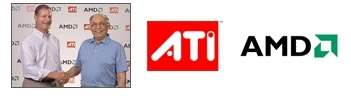 AMD-ATI : Au delà du mariage financier, un mariage de raison (Crédits : AMD-ATI)