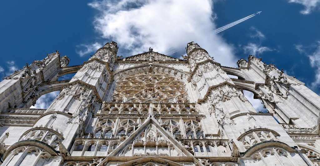 Cathédrale de Beauvais, © SofiLayla, Wikimedia commons, DP