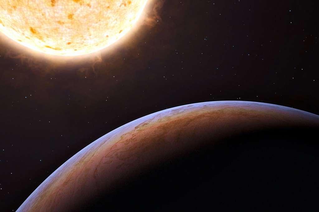 HIP 13044 b, la première planète d'origine extragalactique jamais observée