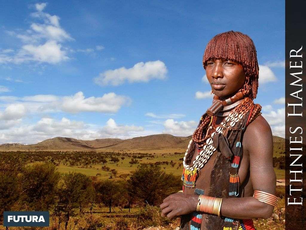 Hamer d'Ethiopie